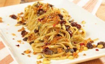 Spaghetti alle acciughe: due squisite varianti!
