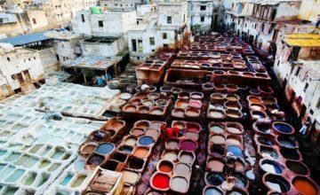 Diari di viaggio: Fèz, Marocco