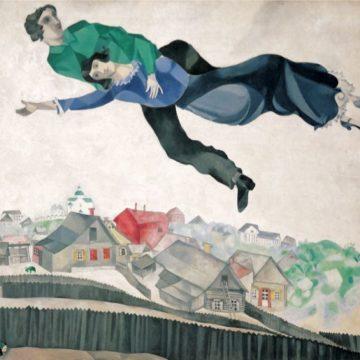 E Chagall sognò la realtà - la retrospettiva milanese dedicata al pittore russo