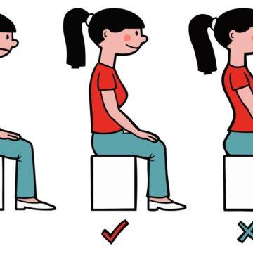 Acquisire una buona buona postura per restare in forma a lungo: ecco come!