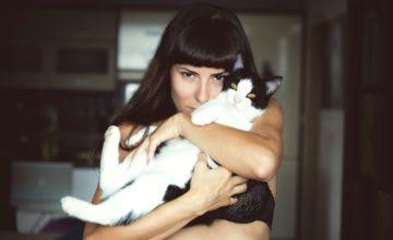 Il mio modello di seduzione? La mia gatta!