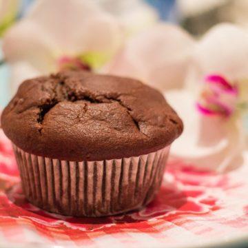 I muffin al cioccolato con gocce di cioccolato di Nigella: una yankee bontà! <3