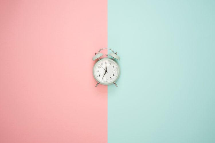 Procrastinare ti rende ansiosa e stressata. Smetti! Photocredit: Icons8 Team@Unsplash