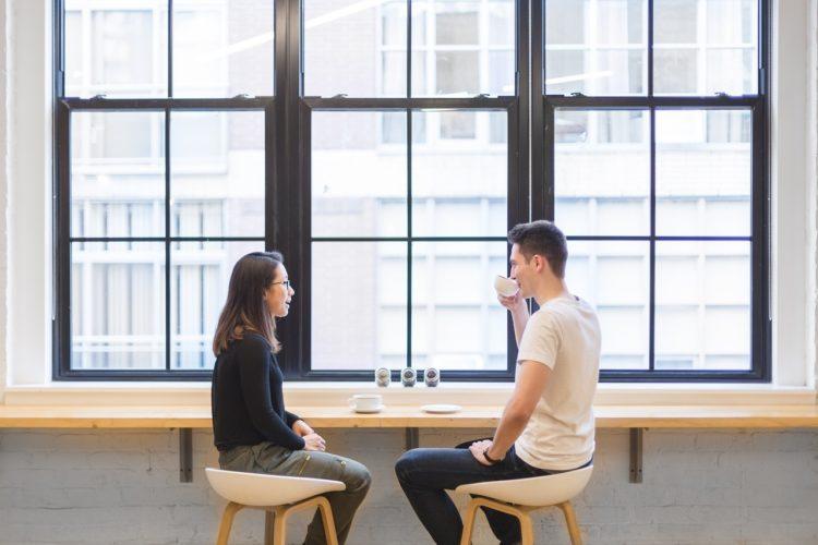 Creare i presupposti di una conversazione fluida
