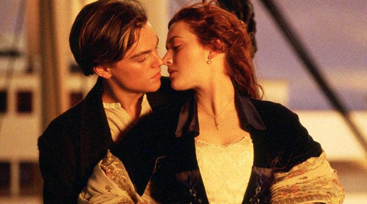 """Dell'amore e dei suoi tormenti. (Foto dal film """"Titanic"""")"""