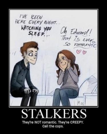 stalkers creepy